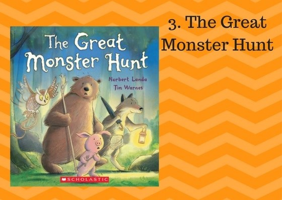 3. The Great Monster Hunt