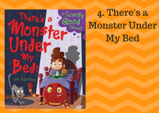 4. There's a Monster