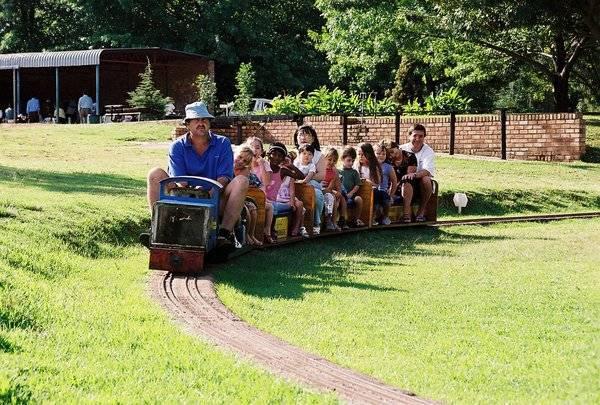 Trains Jozi Kids