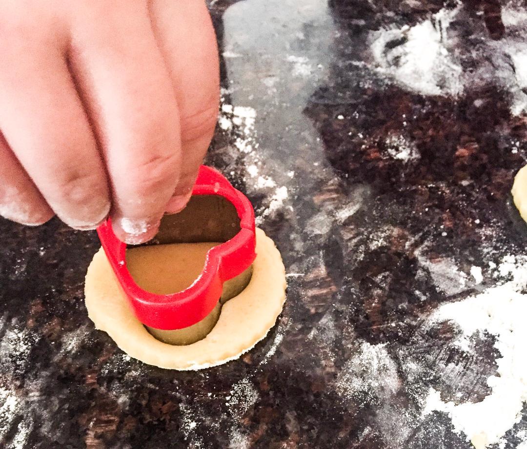Oli baking 1