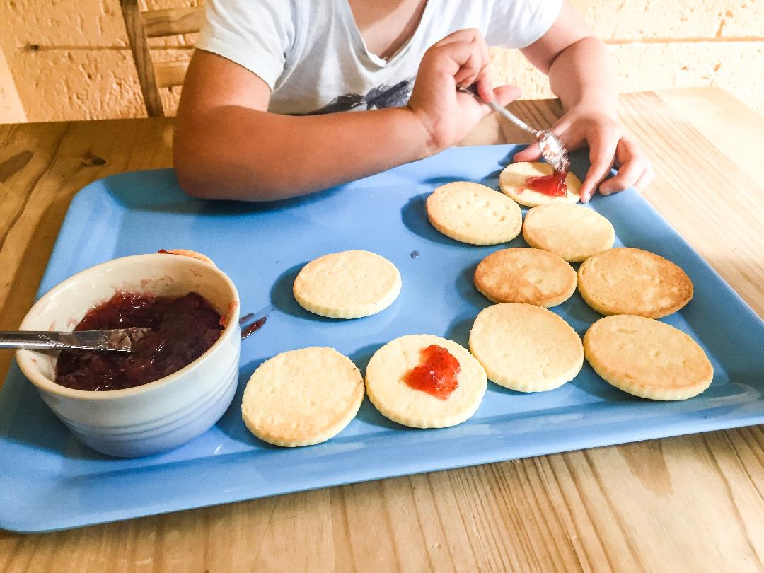 Oli baking 2