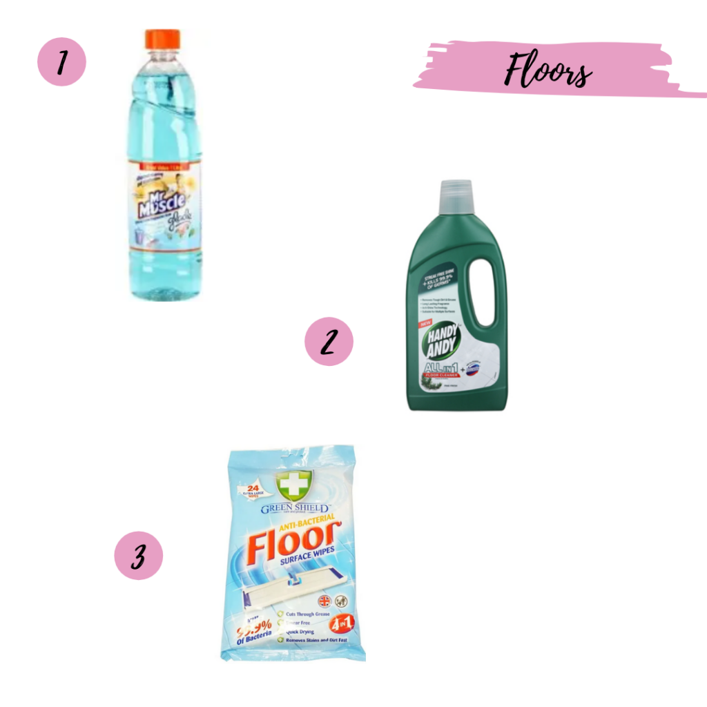 Best Cleaning Products Recommended By Mommalikeme